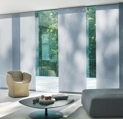paneelgordijnen als raamdecoratie